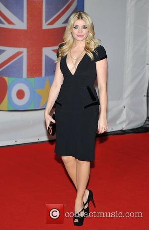 Holly Willoughby The BRIT Awards 2012 at the O2 Arena - Arrivals London, England - 21.02.12