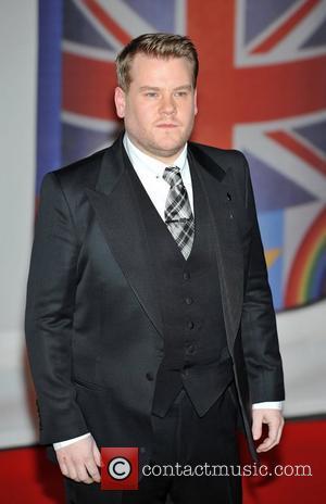 James Corden, Brit Awards