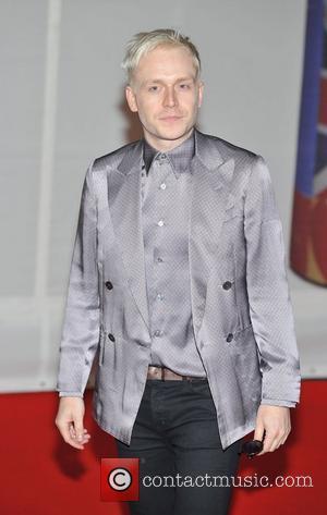 Mr Hudson 2012 Brit Awards held at the O2 Arena - Arrivals. London, England - 21.02.12