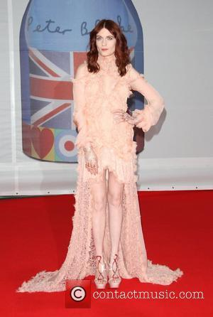 Florence Welch, Florence And The Machine and Brit Awards