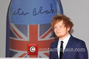 Ed Sheeran The BRIT Awards 2012 held at The O2 - Arrivals  London, England - 21.02.12