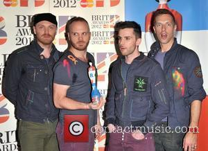Coldplay, Brit Awards
