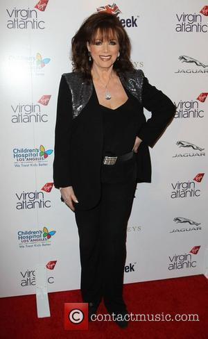 Jackie Collins Britweek 2012 Gala hosted by Piers Morgan benefiting Children's Hospital Los Angeles held at The Beverly Wilshire Four...