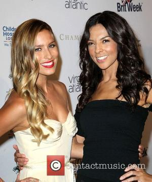 Renee Bargh, Terry Seymour BritWeek 2012 Gala hosted by Piers Morgan benefiting Children's Hospital Los Angeles held at The Beverly...