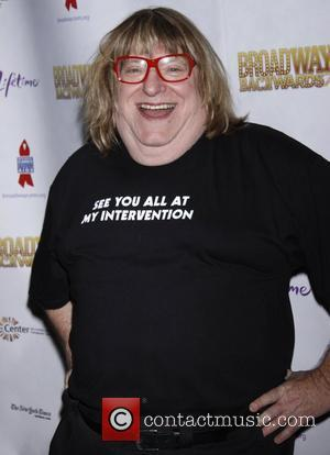 Bruce Vilanch After party for Broadway Backwards 7 at John's Pizzeria - Arrivals New York City, USA - 05.03.12