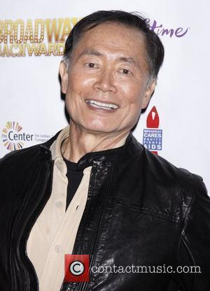 George Takei After party for Broadway Backwards 7 at John's Pizzeria - Arrivals New York City, USA - 05.03.12