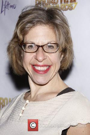 Jackie Hoffman After party for Broadway Backwards 7 at John's Pizzeria - Arrivals New York City, USA - 05.03.12