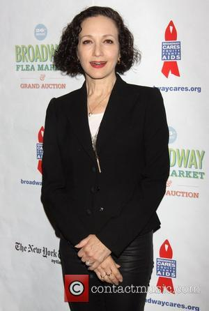 Bebe Neuwirth  attending the 26th Broadway Cares Flea Market held in Times Square New York City, USA - 23.09.12