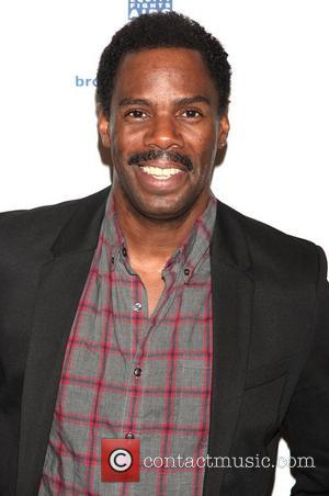 Colman Domingo  attending the 26th Broadway Cares Flea Market held in Times Square New York City, USA - 23.09.12