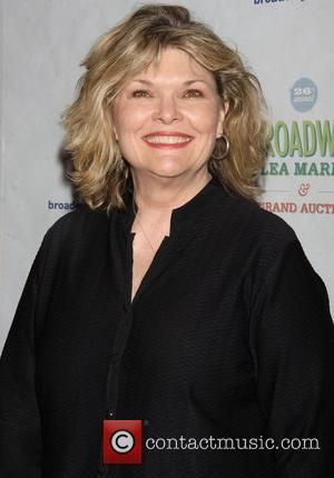 Debra Monk  attending the 26th Broadway Cares Flea Market held in Times Square New York City, USA - 23.09.12
