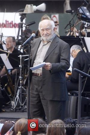 Ed Asner Free Concert entitled 'Broadway On Broadway', held in Times Square. New York City, USA - 09.09.12