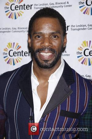 Colman Domingo  Broadway Sings For Pride: The Winter Benefit Concert for the LGBT Community Center, held at the LGBT...
