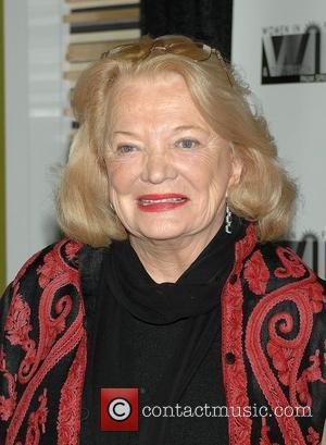 Gena Rowlands Palm Springs Women In Film & Television presents the Fourth Annual Broken Glass Awards held at The Show...