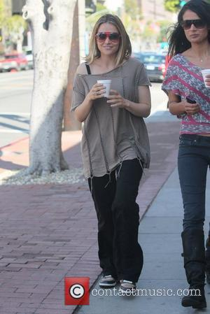 Brooke Mueller out and about in West Hollywood Los Angeles, California - 22.03.12