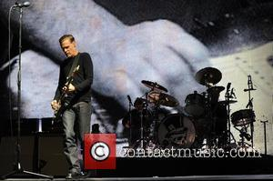 Bryan Adams performs live during the 'Waking up the Neighbours' 20th Anniversary Tour  Birmingham, England - 04.12.11