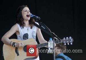 Amy MacDonald BT London Live Hyde Park - Performances London, England - 03.08.12