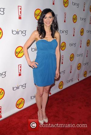 Charlene Amoia Los Angeles Premiere of 'Bully' held at the Chinese 6 Theatres - Arrivals Hollywood, California - 26.03.12