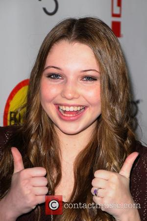 Sammi Hanratty Los Angeles Premiere of 'Bully' held at the Chinese 6 Theatres - Arrivals Hollywood, California - 26.03.12