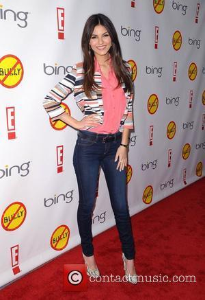 Victoria Justice Los Angeles Premiere of 'Bully' held at the Chinese 6 Theatres - Arrivals Hollywood, California - 26.03.12