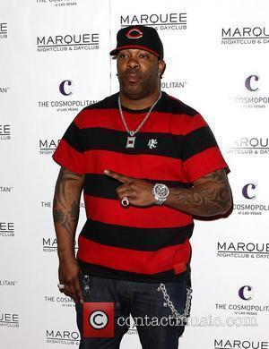 Busta Rhymes hosts Marque Mondays at Marque Nightclub at Cosmopolitan Resort and Casino Las Vegas, Nevada - 06.02.12