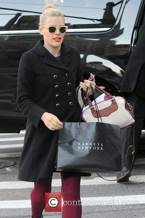 Busy Philipps, Manhattan Hotel