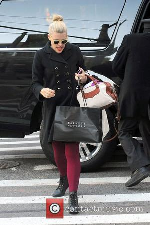 Busy Philipps and Manhattan Hotel