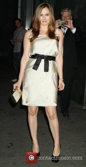 Alicia Silverstone 'Butter' New York screening - Arrivals New York City, USA - 27.09.12