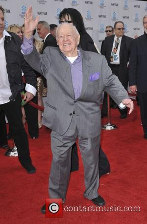 Mickey Rooney  TCM Classic Film Festival opening night premiere of the 40th anniversary restoration of 'Cabaret' at Grauman's Chinese...