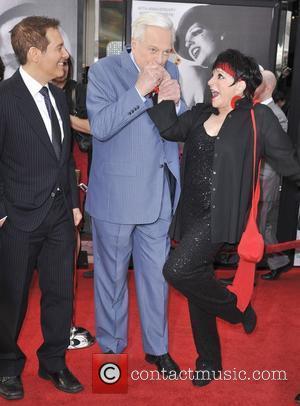 Robert Osborne, Liza Minnelli  TCM Classic Film Festival opening night premiere of the 40th anniversary restoration of 'Cabaret' at...