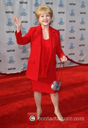 Debbie Reynolds  at the TCM Classic Film Festival opening night premiere of the 40th anniversary restoration of 'Cabaret' at...