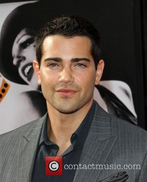Jesse Metcalfe and Grauman's Chinese Theatre