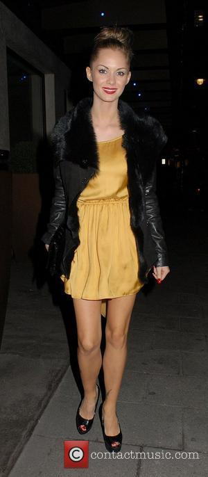 Jessica-Jane Clement  ,  The Cabin in the Woods VIP Screening at The May Fair Hotel - Departures London,...