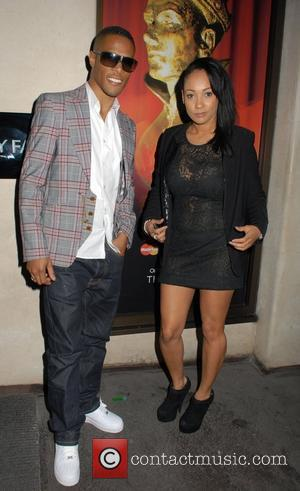 Romeo and Lisa Maffia  The Cabin in the Woods VIP Screening at The May Fair Hotel - Arrivals London,...