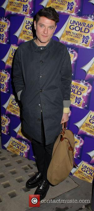 Mathew Horne,  at the Cadbury Unwrap Gold Launch Party held at Ninetyeight Bar & Lounge - Outside Arrivals. London,...
