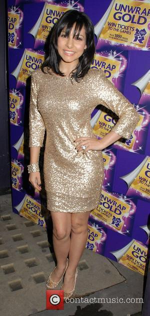 Roxanne Pallett ,  at the Cadbury Unwrap Gold Launch Party held at Ninetyeight Bar & Lounge - Outside Arrivals....