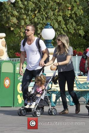 Cam Gigandet and Disneyland