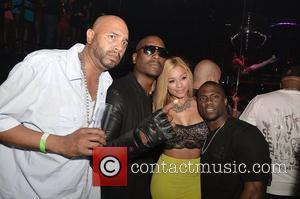 Tyrese, Cameo and Kevin Hart