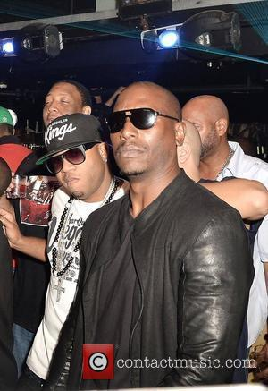 Red Cafe, Cameo and Tyrese