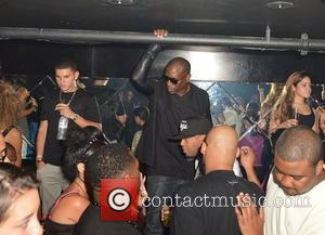 Tyrese host party at Cameo Nightclub. Miami Beach, Florida - 14.04.12