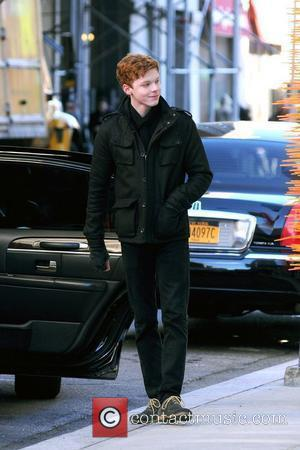 Cameron Monaghan and Manhattan Hotel