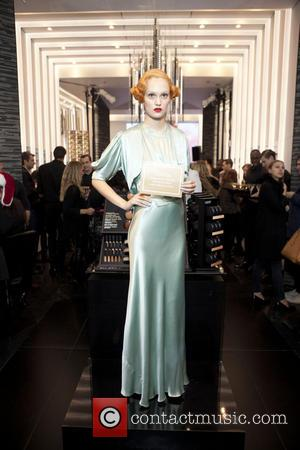 Cameron Silver 'Decades' book launch at M.A.C on 5th Avenue  Featuring: ModelWhere: New York City, United States When: 11...