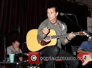 Gavin Rossdale performing at the Food Bank For New York City 2012 Can-Do Awards Gala at Cipriani Wall Street New...