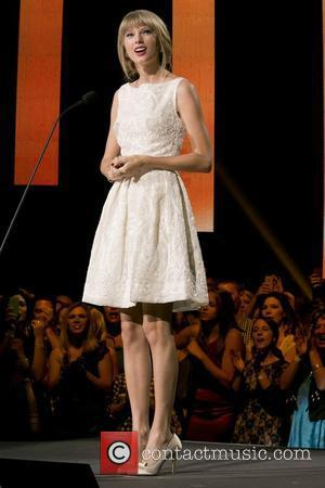 Taylor Swift and Country Music Association