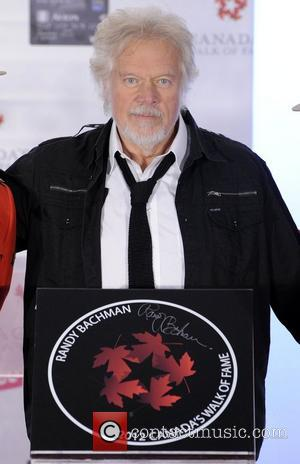Randy Bachman Canada's Walk of Fame Star unveilings at the Ed Mirvish Theatre Toronto, Canada - 22.09.12