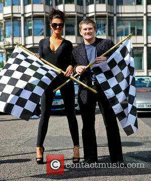 Ricky Hatton Cannonball 2000 Car Rally launch at the Hilton Hotel on Park Lane. Cannonball is one of the most...