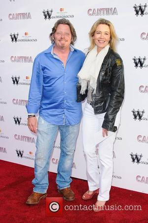Charley Boorman 'Cantina' opening night at London Wonderground, Jubilee Gardens. London, England. 21.05.12