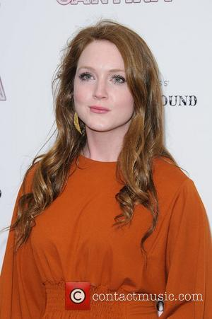 Olivia Hallinan 'Cantina' opening night at London Wonderground, Jubilee Gardens. London, England. 21.05.12