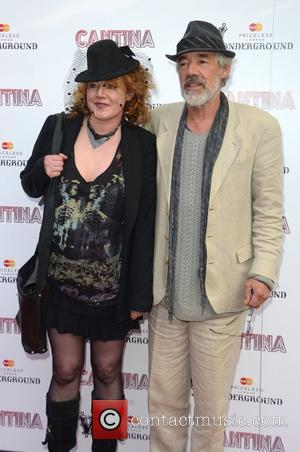 Emily Lloyd and Roger Lloyd-Pack