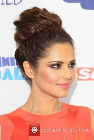 Cheryl Cole Capital FM Summertime Ball held at Wembley Stadium - Red Carpet London, England - 09.06.12