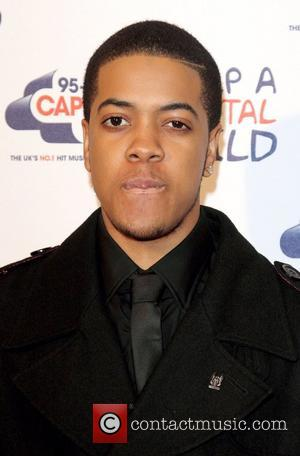 Chipmunk aka Jahmaal Noel Fyffe Capital Rocks event at The Roundhouse - Arrivals London, England - 29.11.12